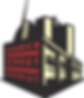 Church Street District - Building Logo -