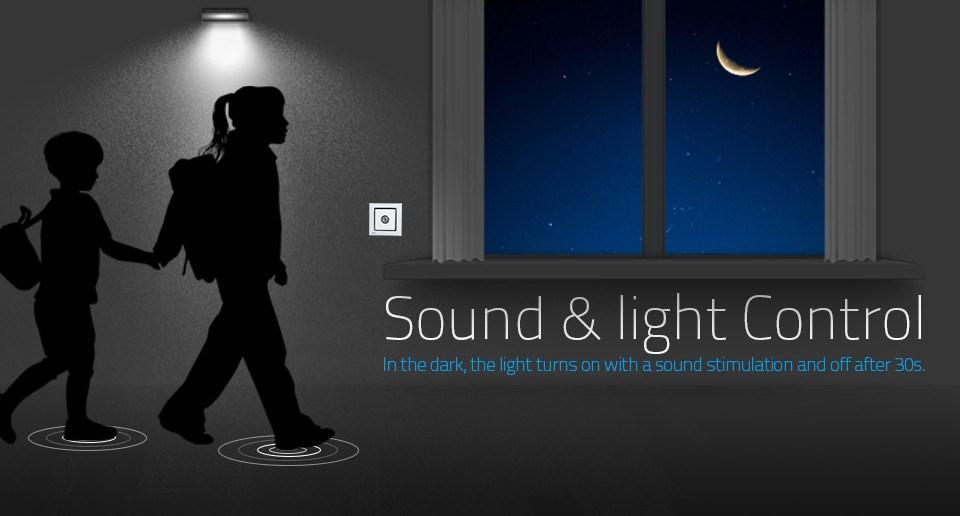 Sound-light-Control