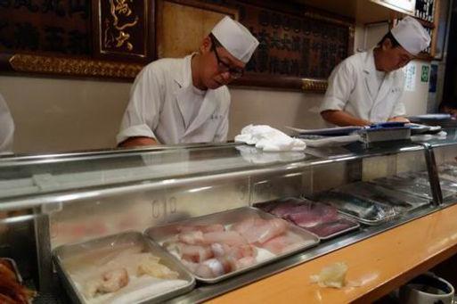 Datang Yuk Ke Tempat Sushi Terfavorit di Jepang!