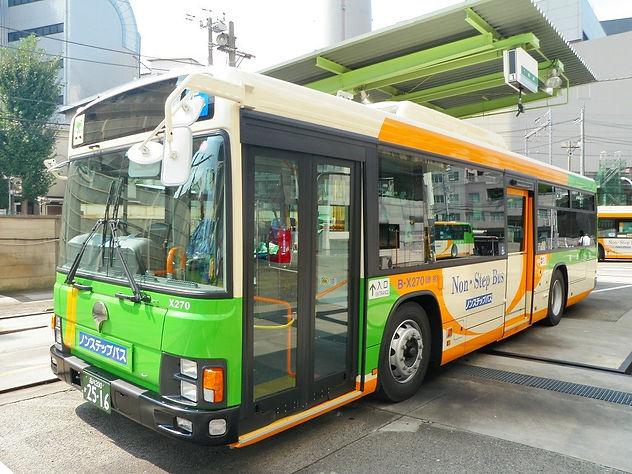 Begini peraturan Naik Bus di Jepang