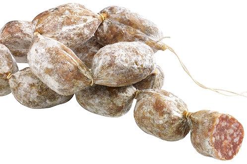 Альпийские колбаски Гролё: Классика/с грецким орехом
