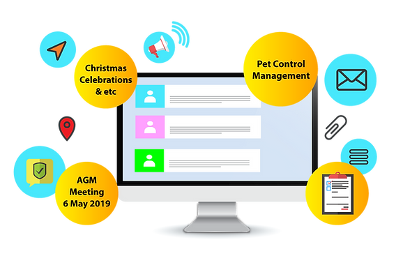 features of office management and services