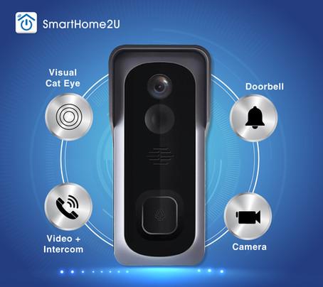 5 Top Advantages of Using a Smart Video Doorbell