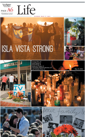 Isla Vista Strong feature