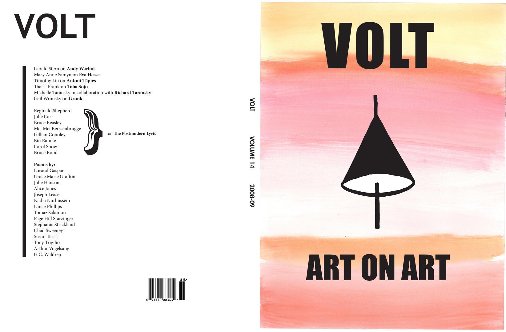 Volt 14 cover