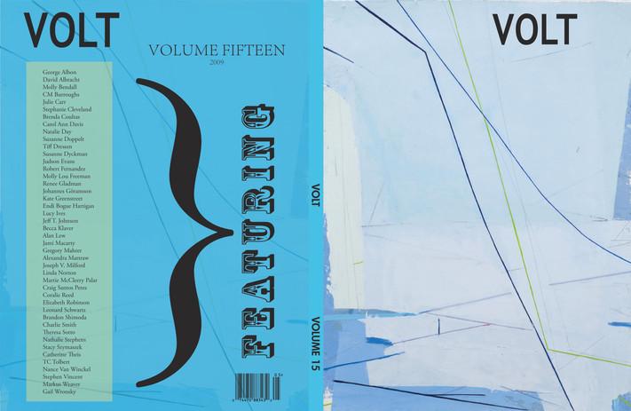 VOLT 15 cover