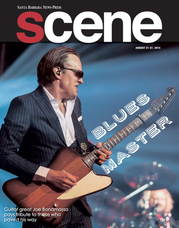 Blues Master Scene cover