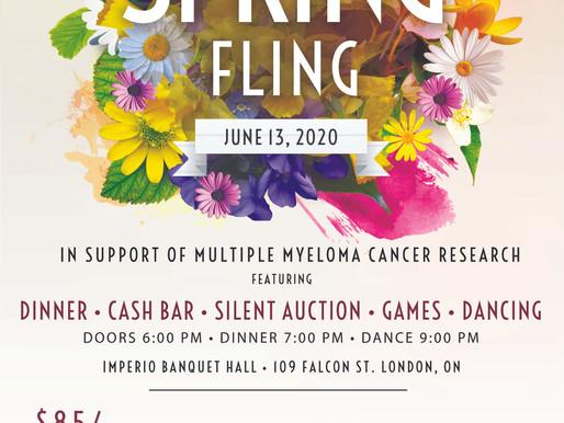 Spring Fling Event Postponed!!