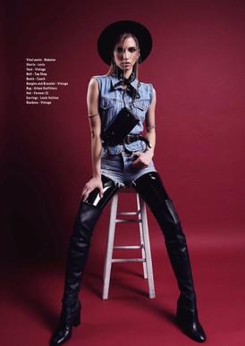 Envie Fashion Magazine