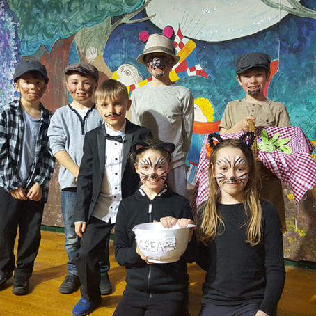Years 3 and 4 Stole more than the Moon- they stole the show!