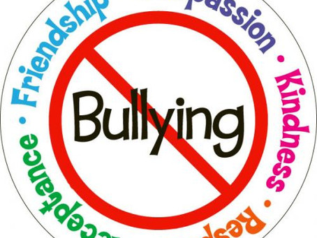 Anti-Bullying Week- All different-All Equal