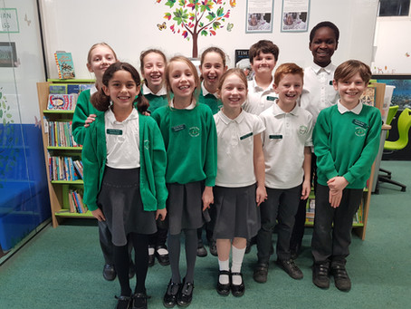 Introducing our Reading Role Models...