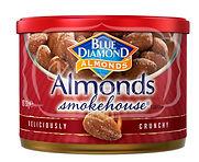 AMENDOAS AMERICANAS SMOKE HOUSE BLUE DIA