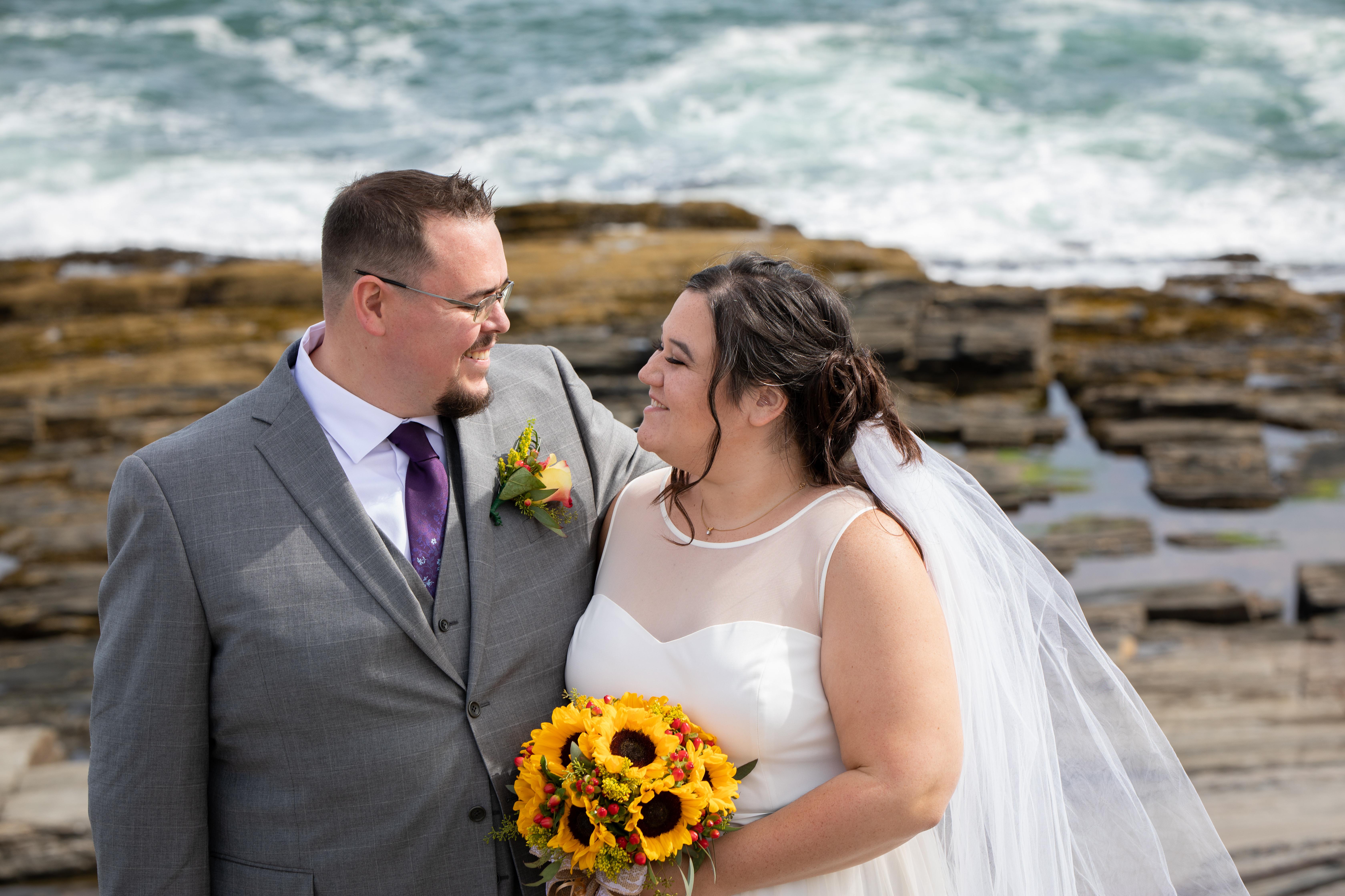 maine me wedding photographer