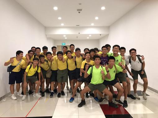 National Patrol Camp X 2018 - Victory!
