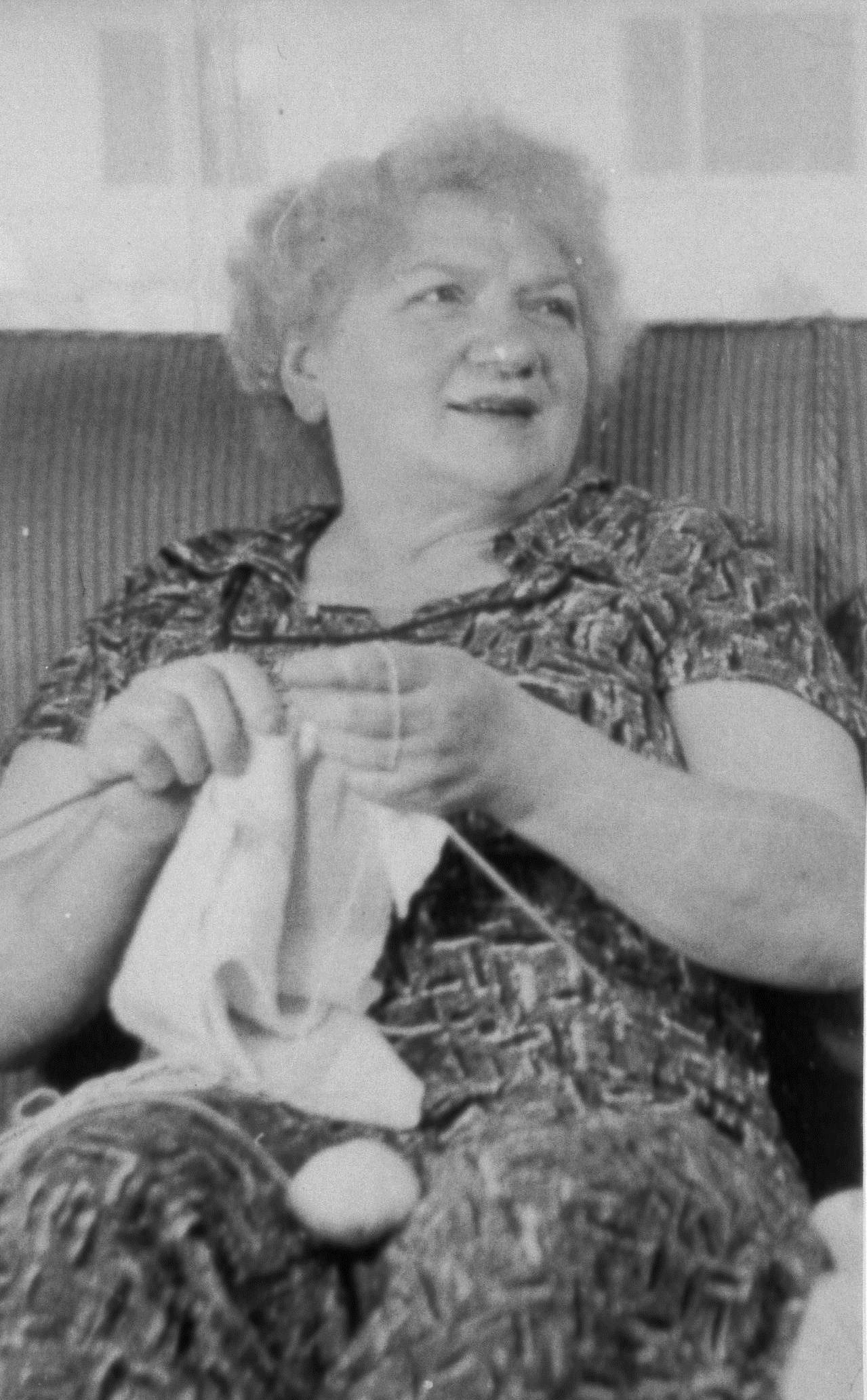 Tillie Richter, c.1970