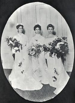 Florine's Wedding Day