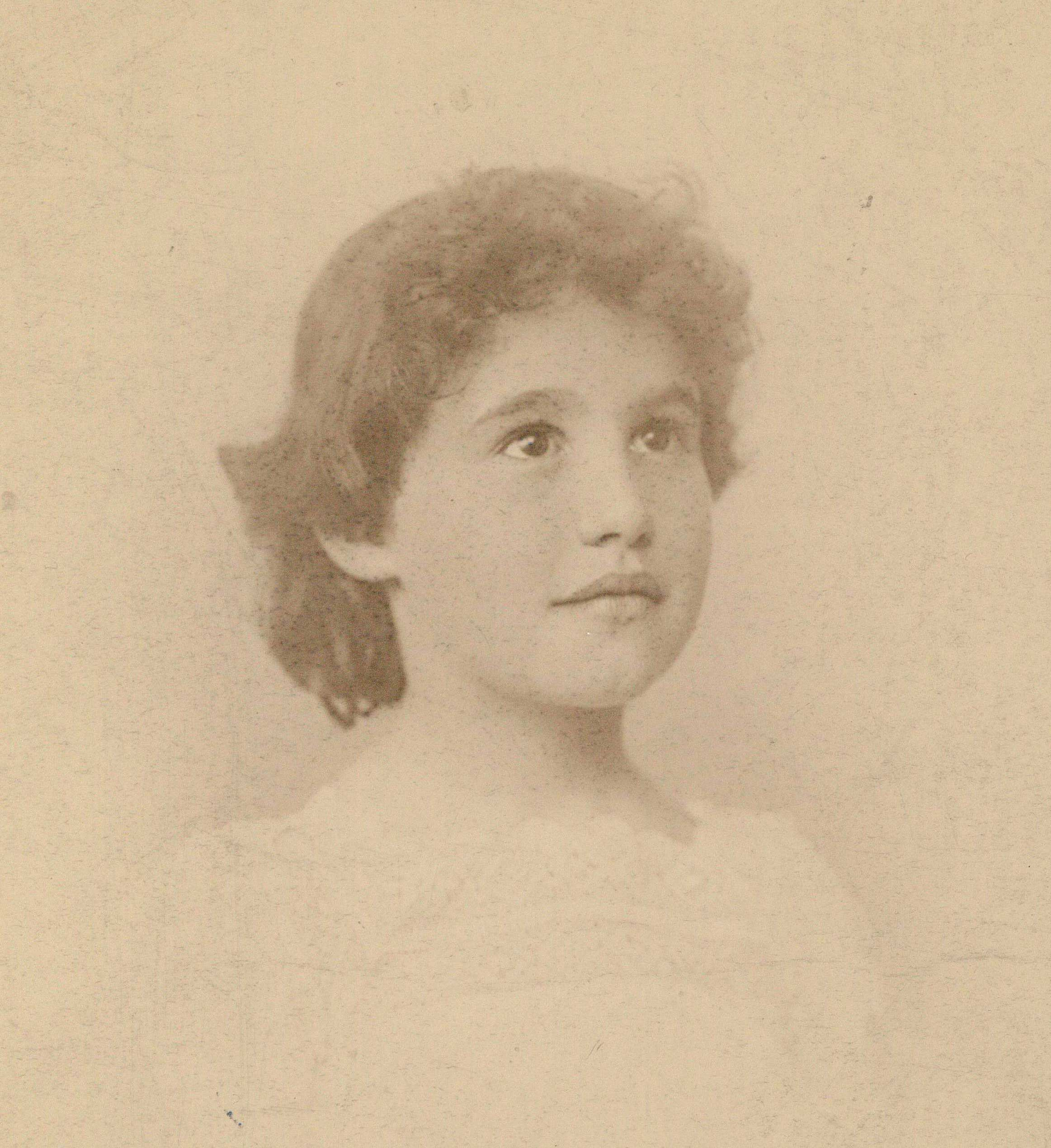 Young Alice Haas