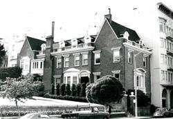 Haas-Bransten House at 1735 Franklin