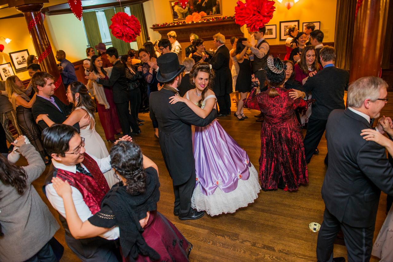 Victorian Valentine Ball 2018