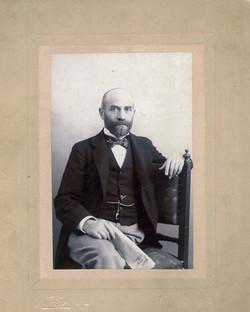William Haas circa: 1900s