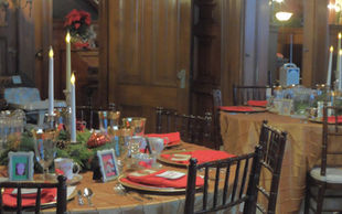 Holiday Dining on 1st Floor