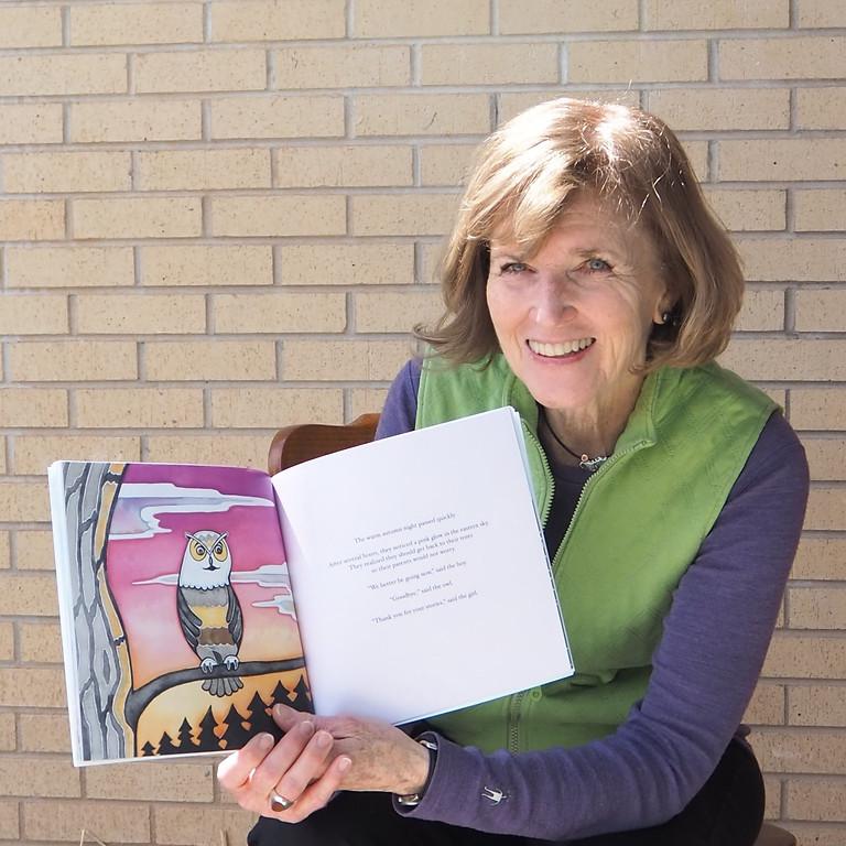 Basalt Library Hosts Lisa Dancing-Light Author Reading of Magic Mountain