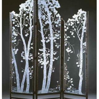 Aspen Tree Panel