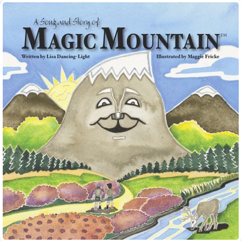 A Song and Story of Magic Mountain Softcover