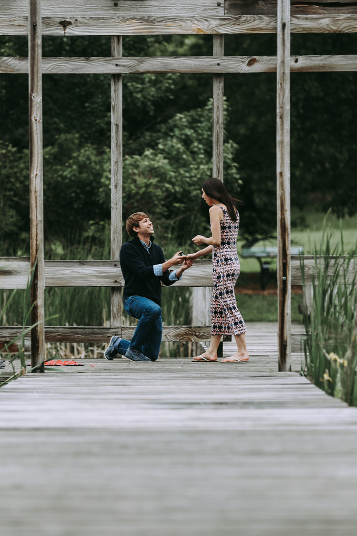 San Diego Proposal Photography