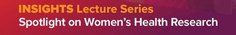 Insights-Header for women's health month