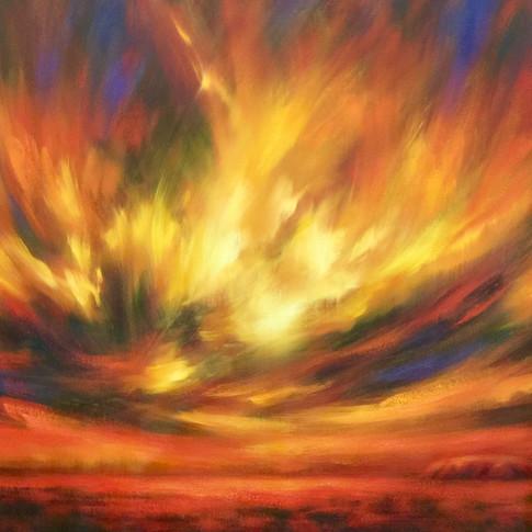 'Uluru Ascension'