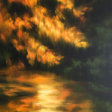 'Autumn in the Adirondacks III'