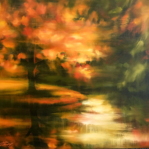 'Autumn In The Adirondacks'