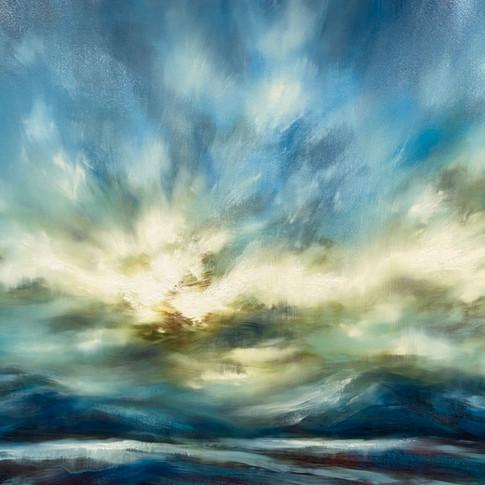 'Snow Light Ascension'