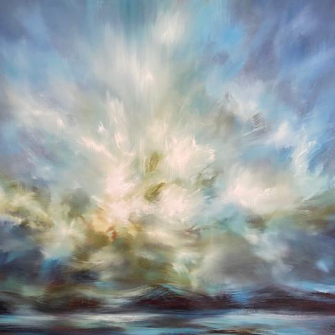 'Snow Light Ascension II'