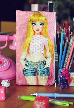Barbie Ery Pencil Case