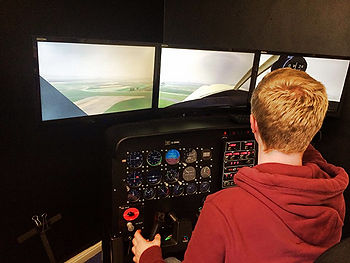Flight Training School,  Private Pilots Licence