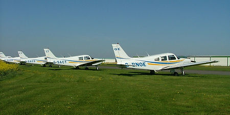 Flying Club, Flight Training School, Trial Flights & Gift Vouchers