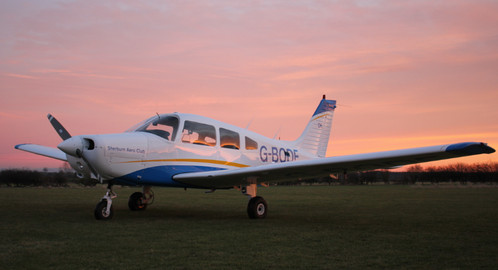 Piper PA28 Experience Flight - 60 Minutes