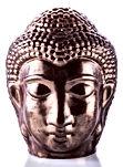 Little Buddha bronze