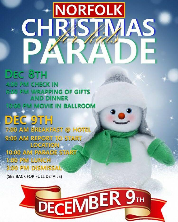 Christmas For Kids Parade
