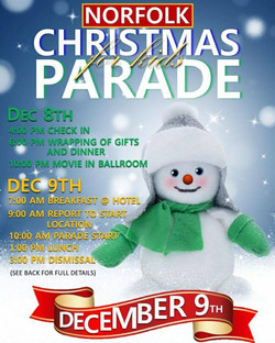 Christmas For Kids Parade