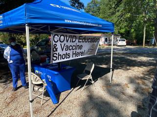 CTF COVID Pop-Up Clinic