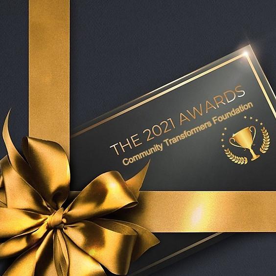 Community Transformers Foundation Virtual Awards Ceremony