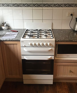 Gas Cooking Launceston