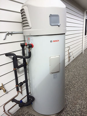 Heat Pump Hot Water Launceston