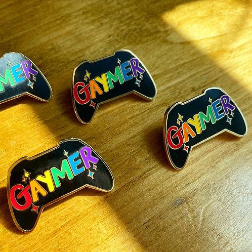 GAYMER Pin