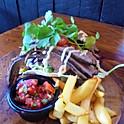 Tacos- Beef Brisket or Pulled Pork