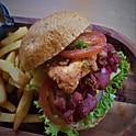 Dixie Chicken Burger